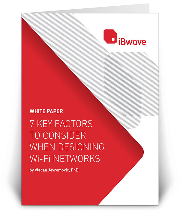7 Key Factors to Consider When Designing Wi-Fi Networks