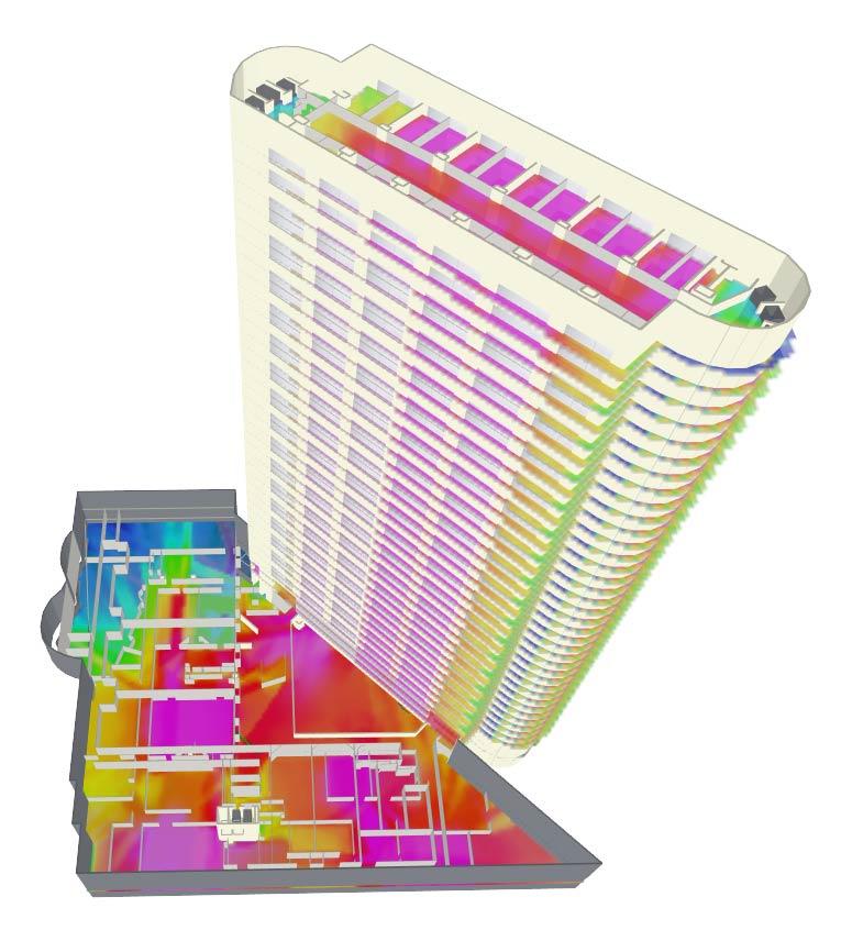 3D Hotel Wi-Fi Design