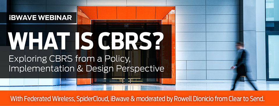 What is CBRS?