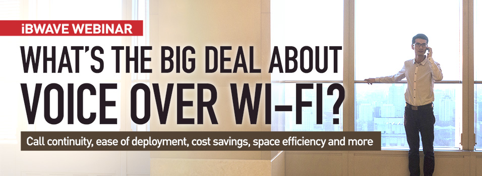 What's the Big Deal About Voice over Wi-Fi?