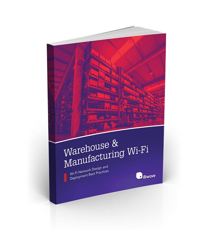 eBook: Designing Wi-Fi Networks in Warehouse Environments