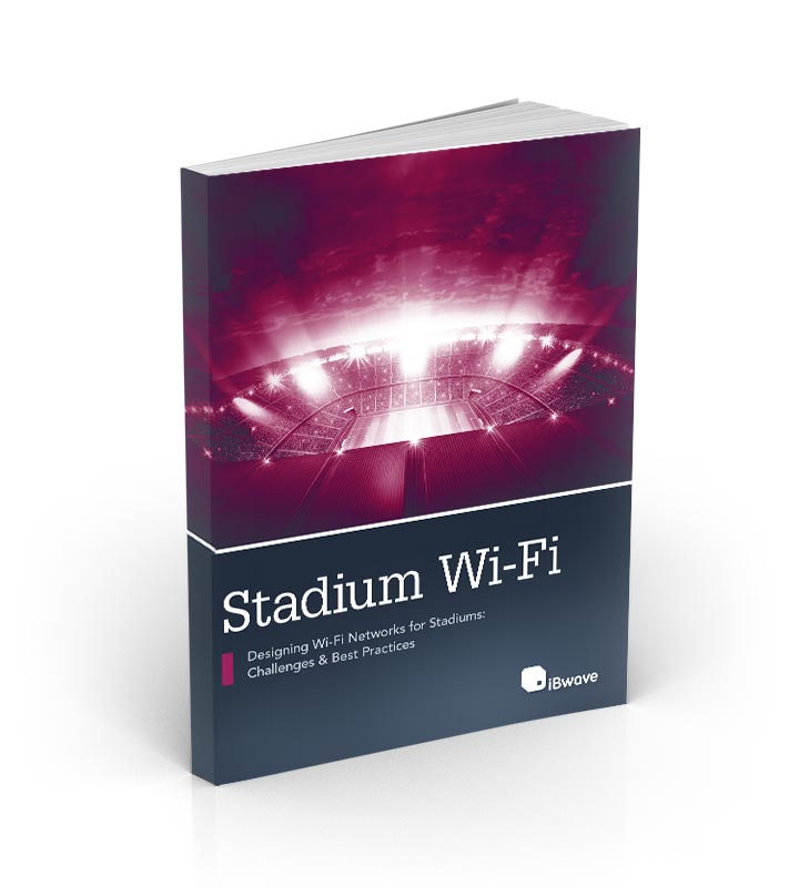 eBook: Designing Wi-Fi in Stadiums