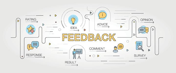 Blog topics feedback