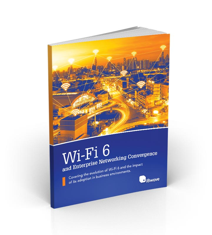 Wi-Fi 6 and Enterprise Networking Convergence