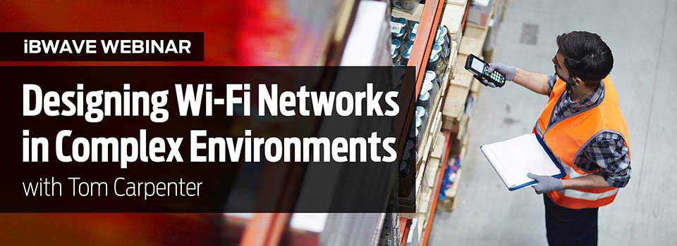 Designing Wi-Fi Networks in Complex Environments