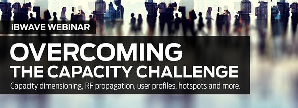 Overcoming the capacity challenge