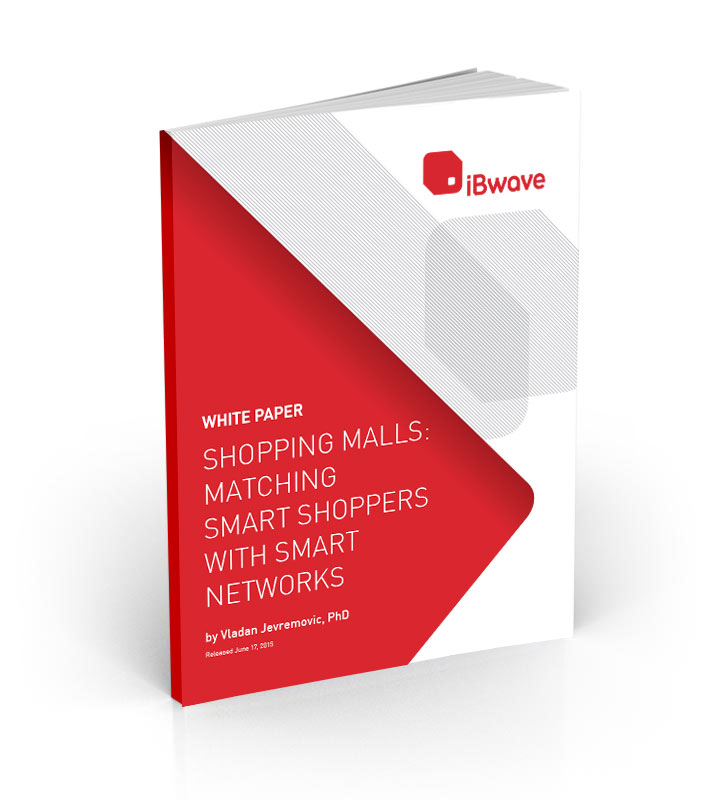Shopping Malls: Matching Smart Shoppers With Smart Networks
