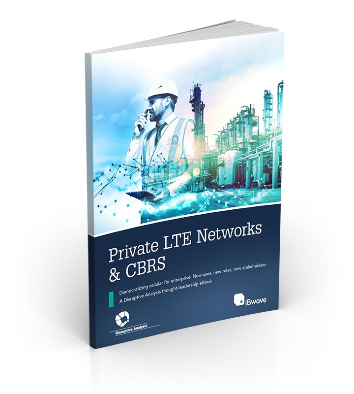 eBook - Private LTE Networks and CBRS