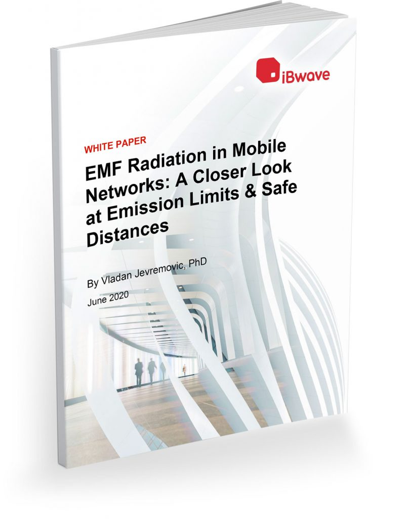 White Paper: EMF Radiation in Mobile Networks: A Closer Look at Emission Limits & Safe Distances