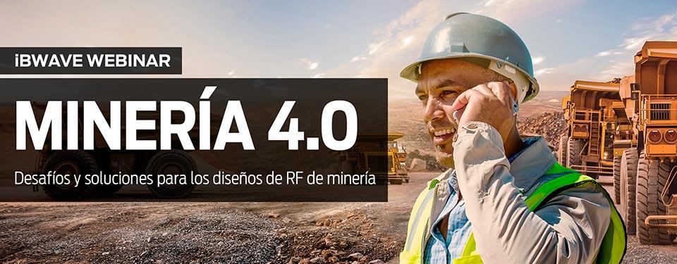 Mining webinar banner
