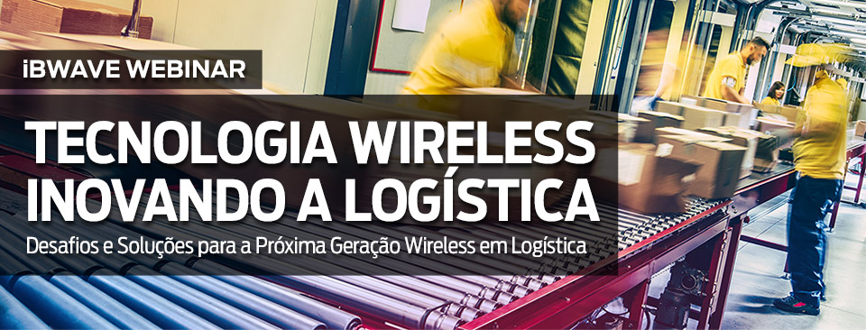 Tecnologia Wireless Inovando a Logística