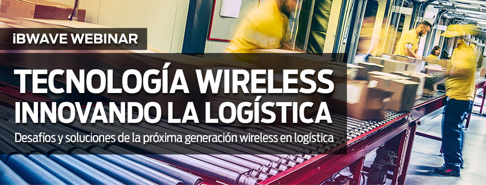 Tecnología Wireless Innovando la Logística