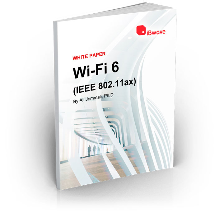 Wi-Fi 6 White Paper book cover