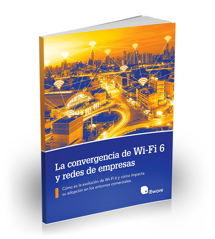 eBook: Wi-Fi 6 and Enterprise Networking Convergence (Spanish)