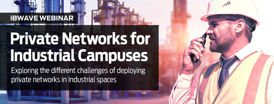 Private Networks for Industrial Campuses