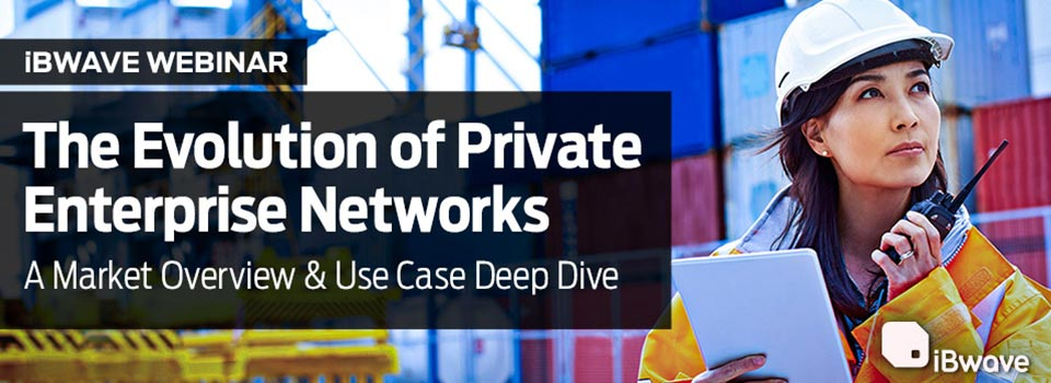 The Evolution of Private Enterprise Networks