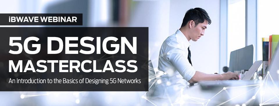 5G Design Masterclass
