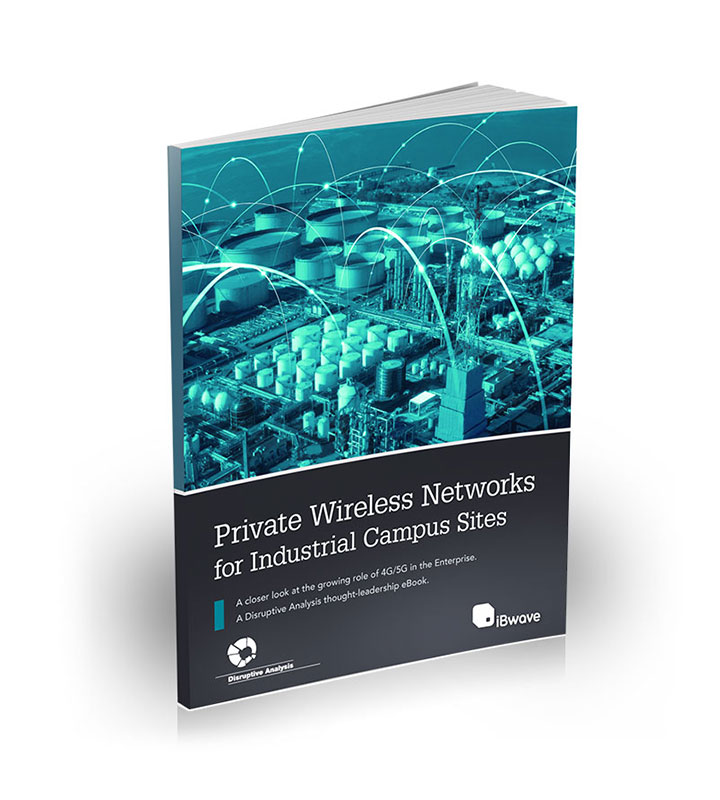 eBook: Private Wireless Networks for Industrial Campus Sites