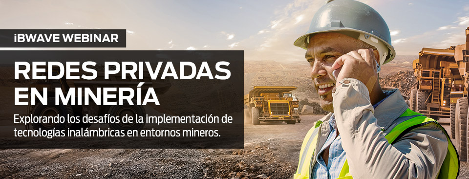 Redes privadas en minería