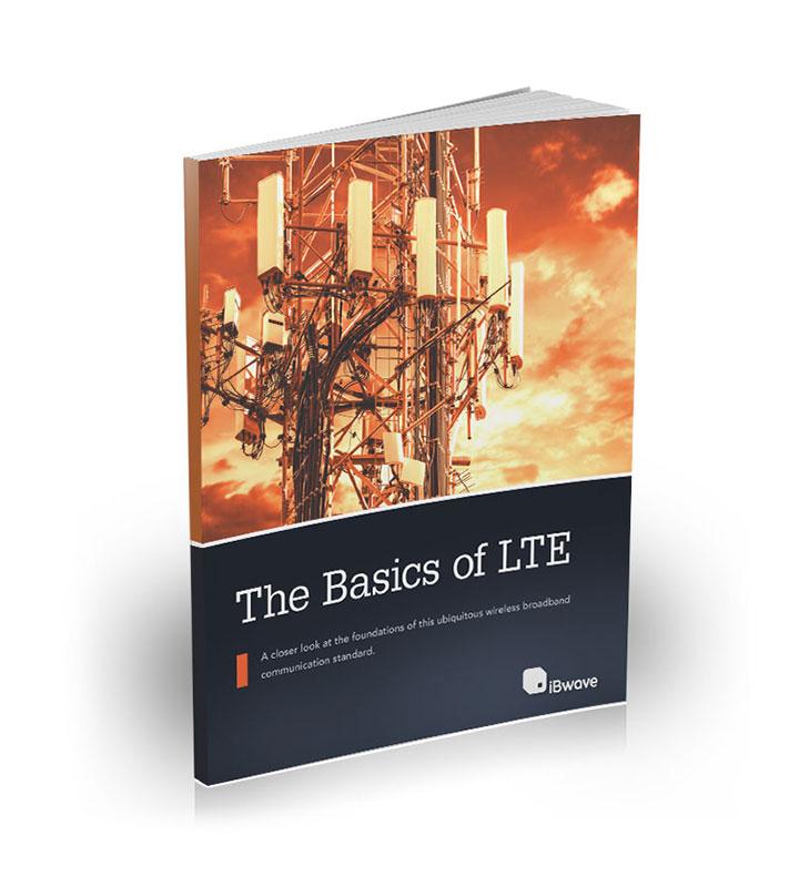 The Basics of LTE